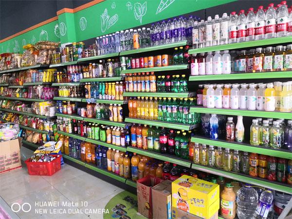 蘭州超市貨架