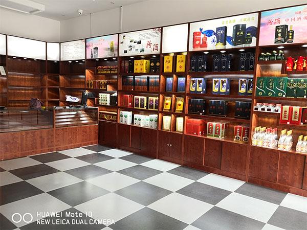 談談煙酒展柜應該如何保養