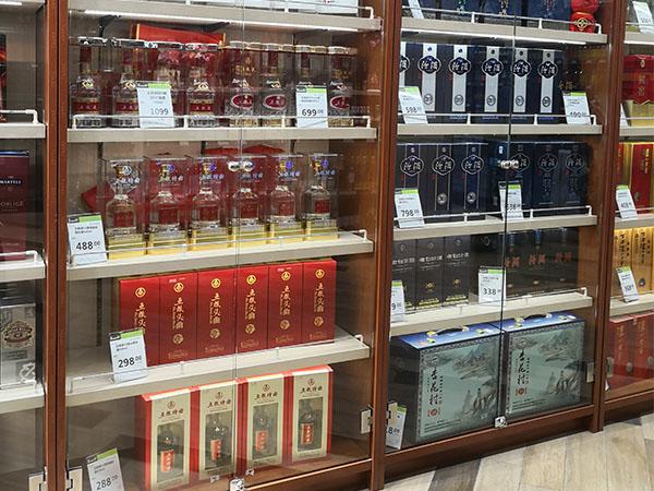 蘭州貨架廠家分享冷柜和展示柜的區別