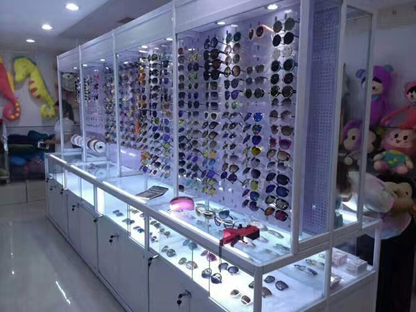 產品玻璃展示柜