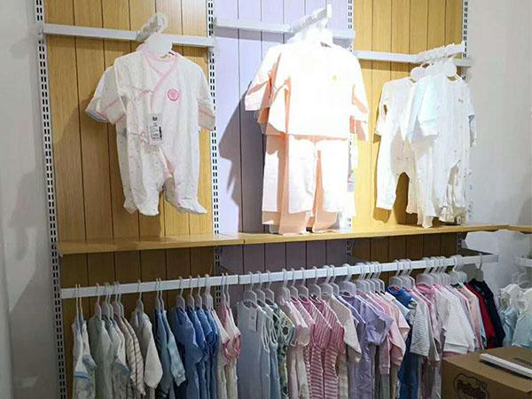 蘭州母嬰店貨架