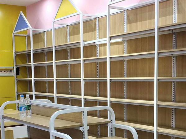 蘭州佳寶貨架廠家告訴你母嬰店貨架擺放技巧