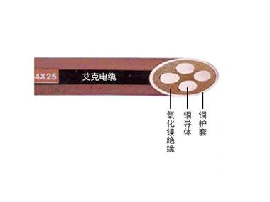矿物绝缘电缆的特点,矿物绝缘电缆都有哪些型号