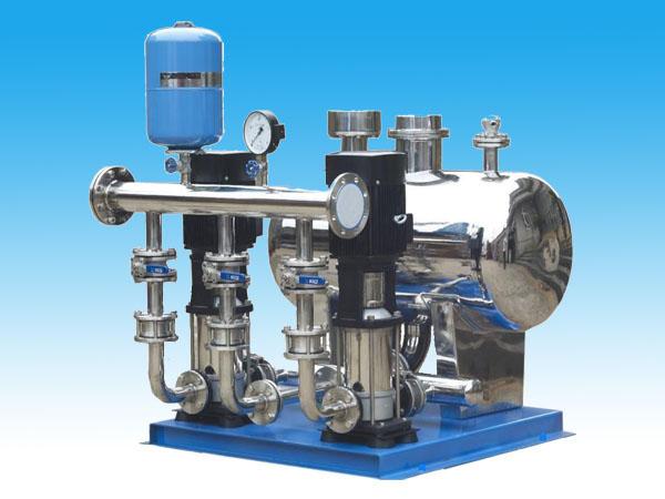 热水变频恒压给水设备