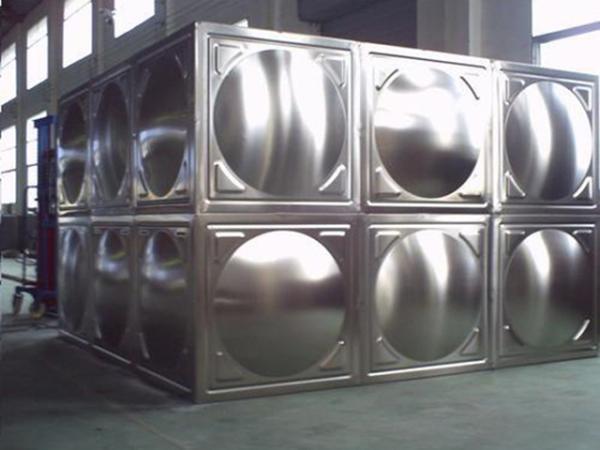 不锈钢水箱有哪些特点?