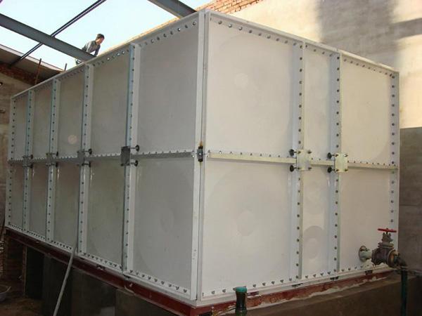 玻璃钢生活水箱