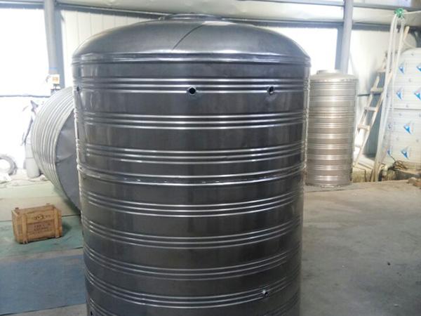 圆形不锈钢水箱和方形不锈钢水箱