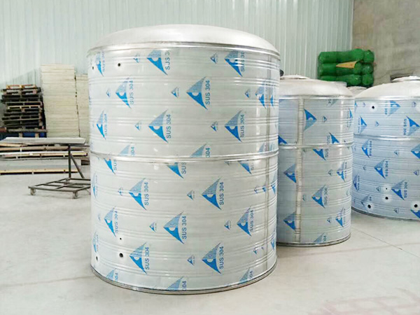 不锈钢立式平底水箱