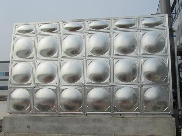不锈钢生活水箱清洗流程