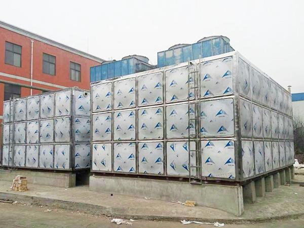 组合式不锈钢水箱批发