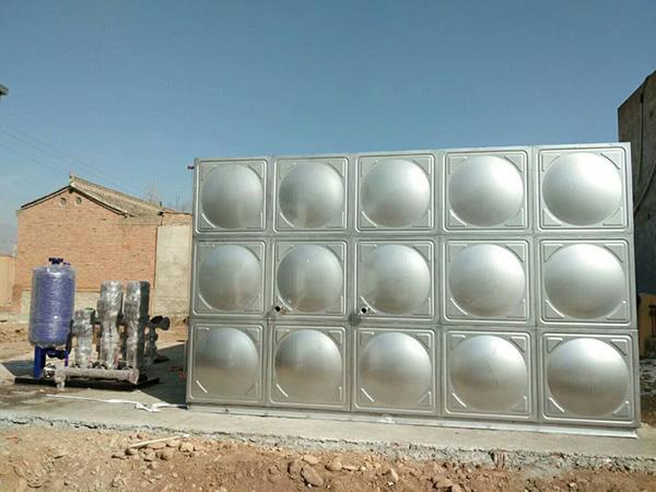岷县不锈钢生活水箱