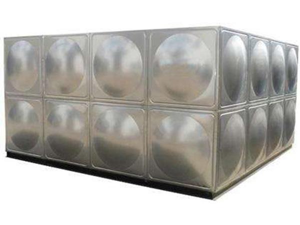 不锈钢水箱施工方案
