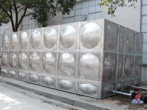 不锈钢水箱制作厂家介绍不锈钢水箱