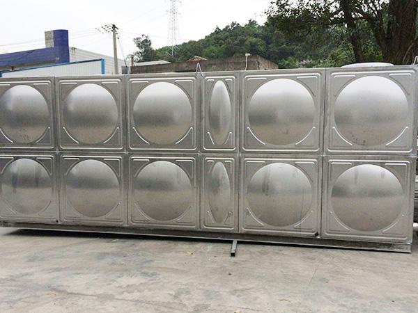 组合式不锈钢水箱具有卫生性