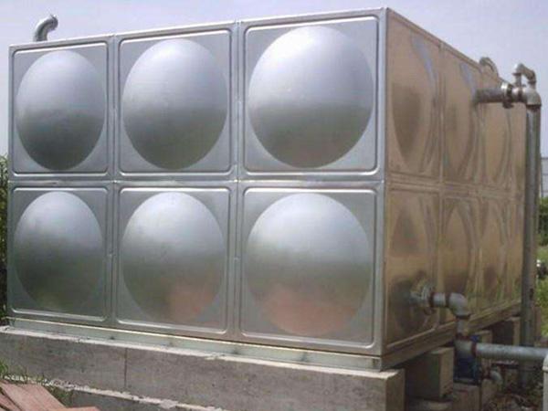 不锈钢水箱多少钱