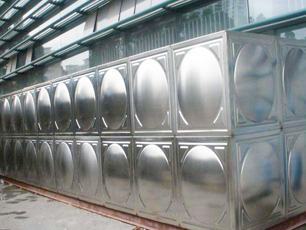 不锈钢水箱各配件的作用