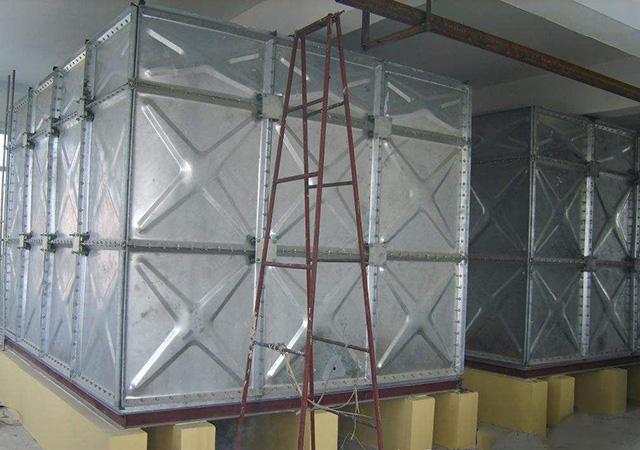 甘肃不锈钢水箱制作厂家