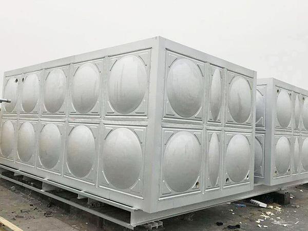 不锈钢水箱厂家制造不锈钢水箱的技术要求