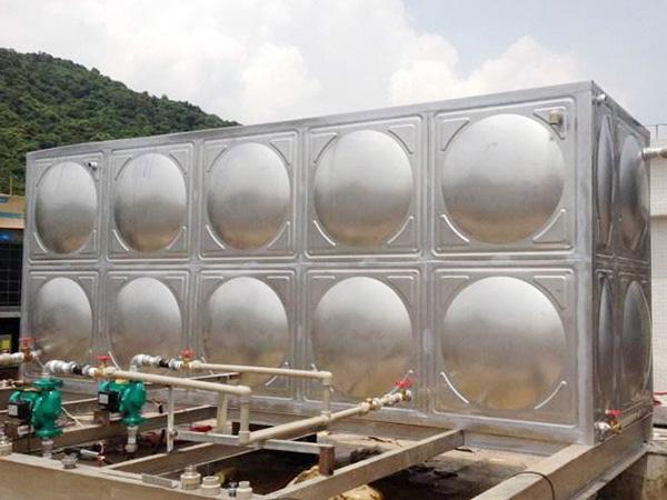 兰州不锈钢保温水箱安装厂家