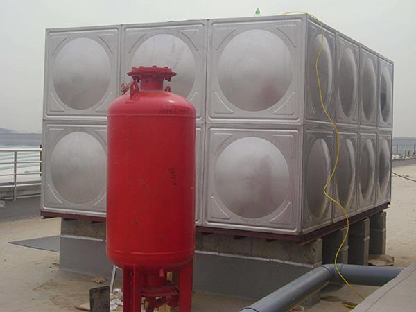 不锈钢消防水箱日常维护