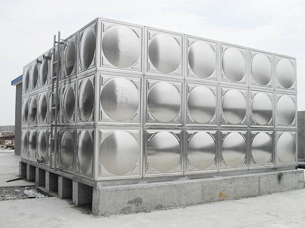 5吨不锈钢水箱价格报价