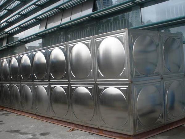 兰州承压保温水箱方形组合箱保温水箱