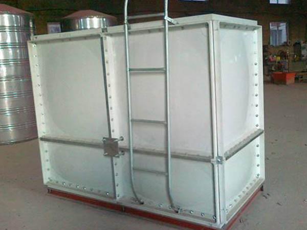 消防水箱安装厂家教您辨别消防水箱质量