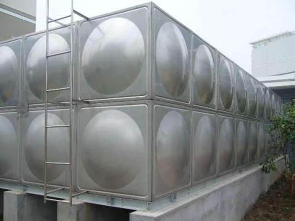 方形水箱的施工方案