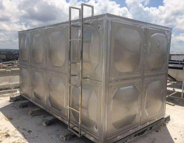 不锈钢水箱如何安装