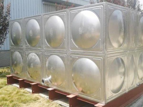 不锈钢存水箱厂家