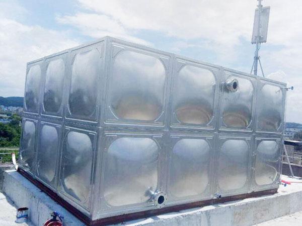 聊一聊天水不锈钢水箱制作时技术参数要求