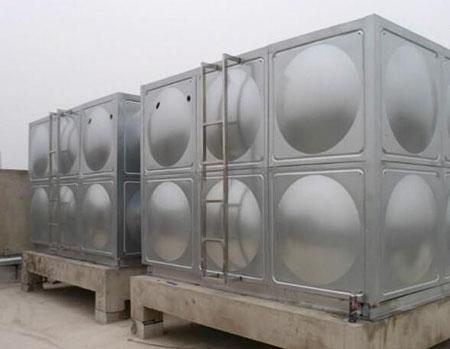 不锈钢消防水箱规格