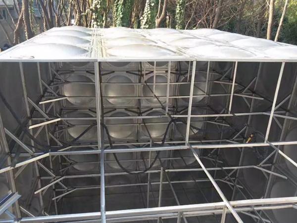 不锈钢水箱内部结构图