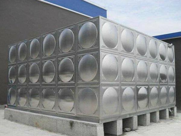 不锈钢水箱内部是这怎样的