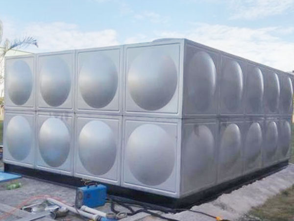 白银不锈钢水箱价格