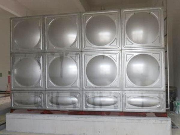 不锈钢水箱价格是多少