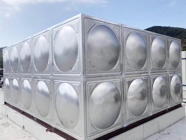 定西不锈钢水箱安装