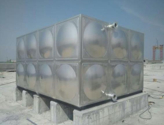 蘭州不銹鋼消防水箱廠家分享設置屋頂消防水箱注意事項