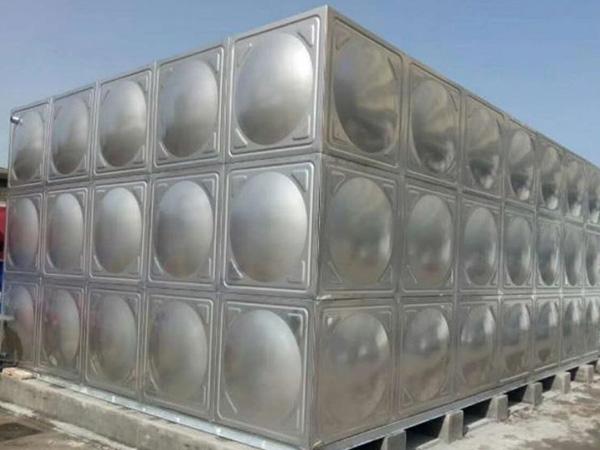 不锈钢方形水箱定做