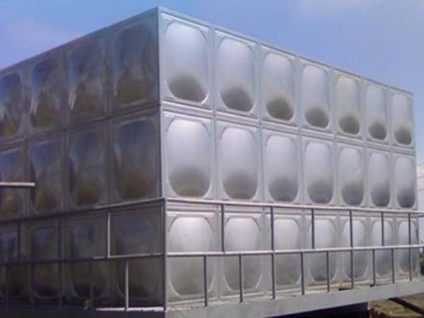 不锈钢保温水箱供应