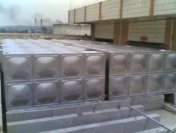张掖组合水箱定制厂家介绍组合式不锈钢水箱的特点