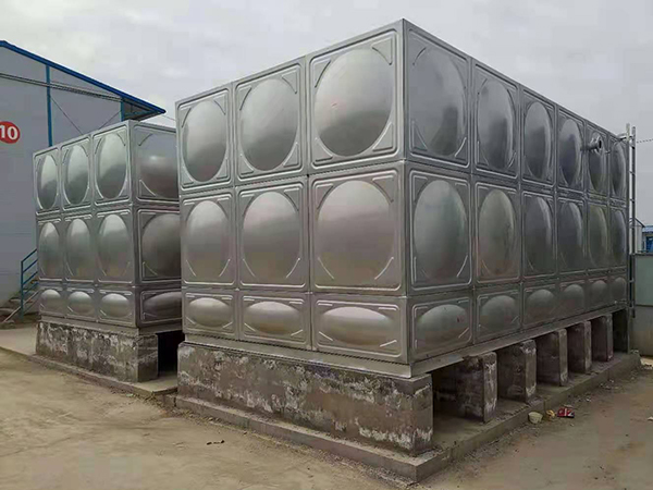 兰州45立方生活水箱安装