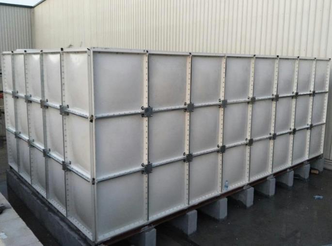 玻璃钢水箱应用领域