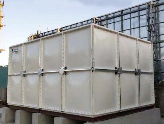 玻璃钢水箱安装方法