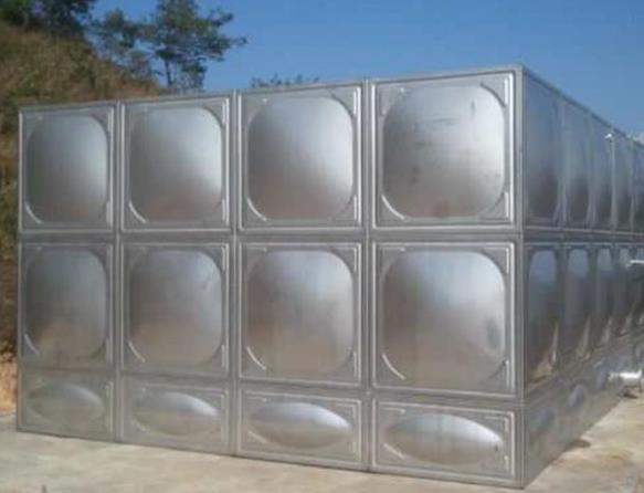 不锈钢消防水箱加压
