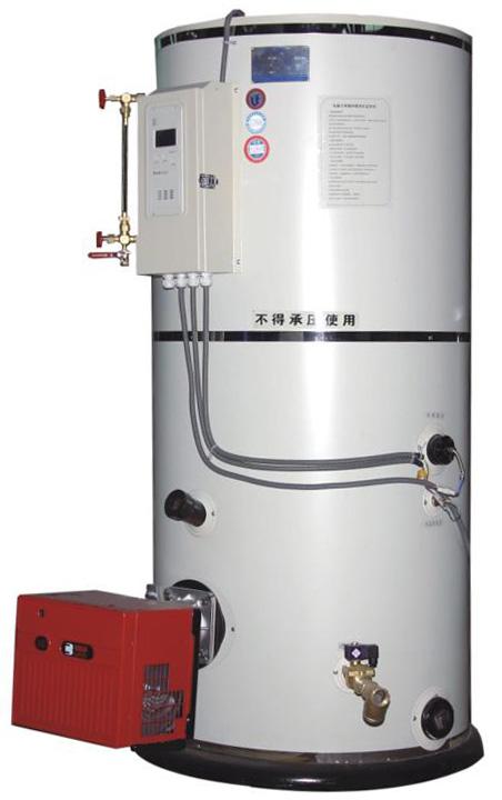 立式天然气锅炉