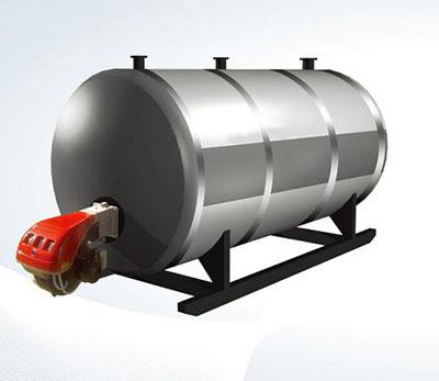 蘭州臥式燃油鍋爐
