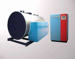 电锅炉的加热原理