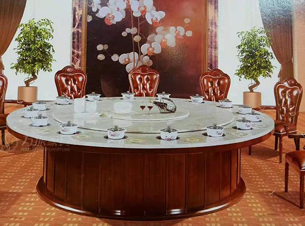 中餐两用竞博国际注册桌厂家