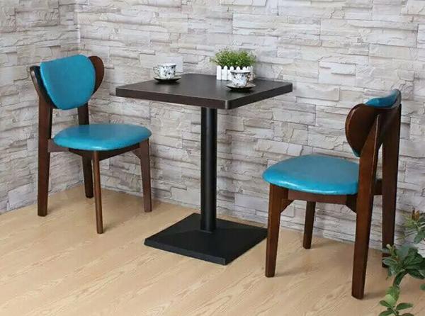 快餐店桌椅